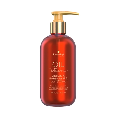 Oil Ultime Shampoo