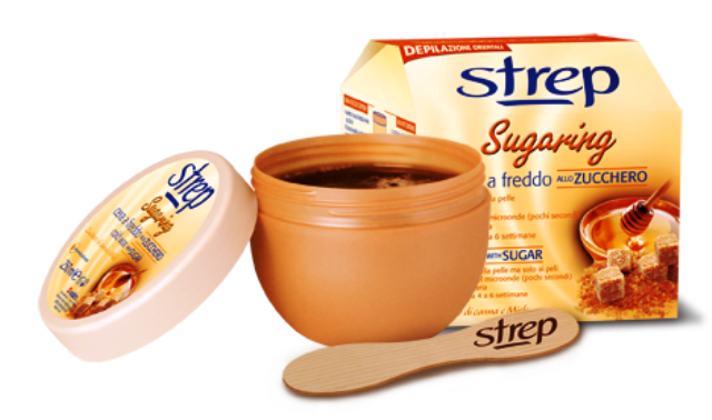 Strep Sugaring Wax