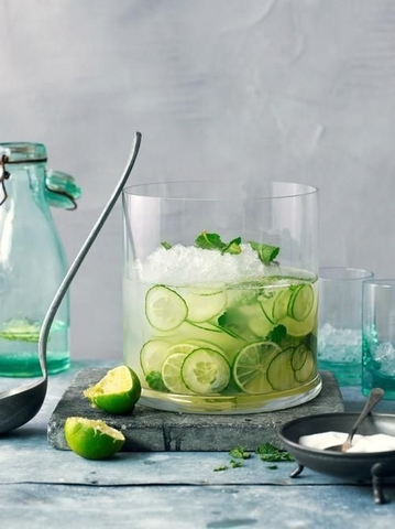 cucumber infusion