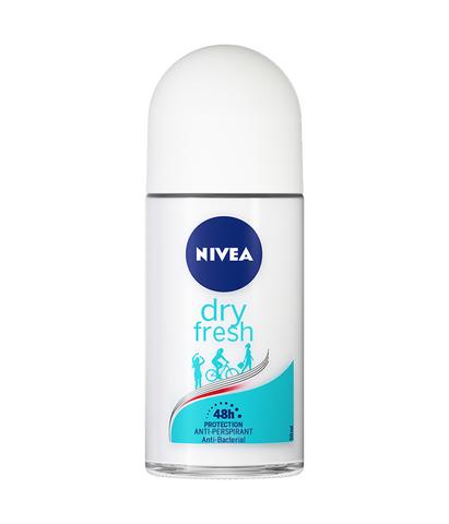 NIVEA DRY FRESH Antiperspirant roll on 50 ml