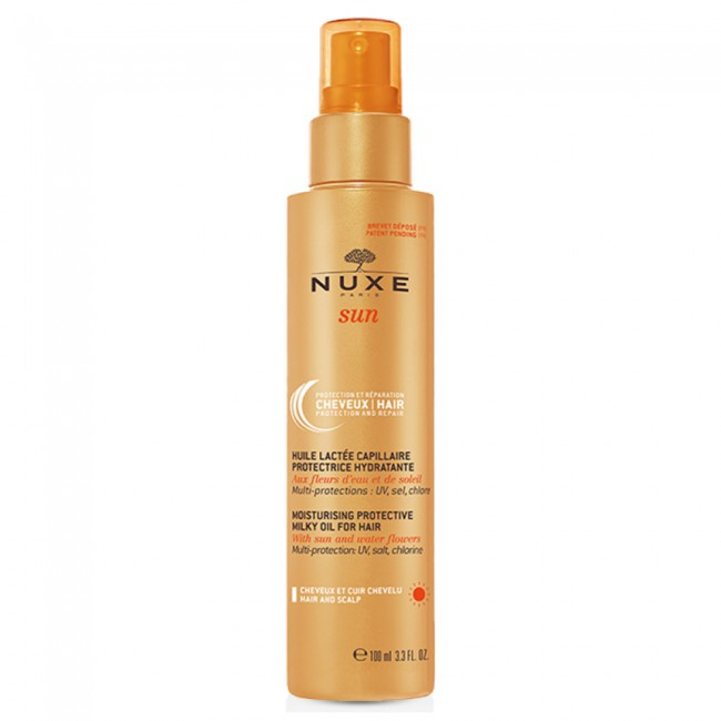 sun milky oil for hair 100ml enlarge