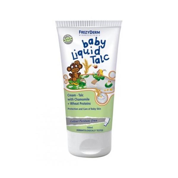 Υγρή πούδρα Frezyderm Baby Liquid Talc
