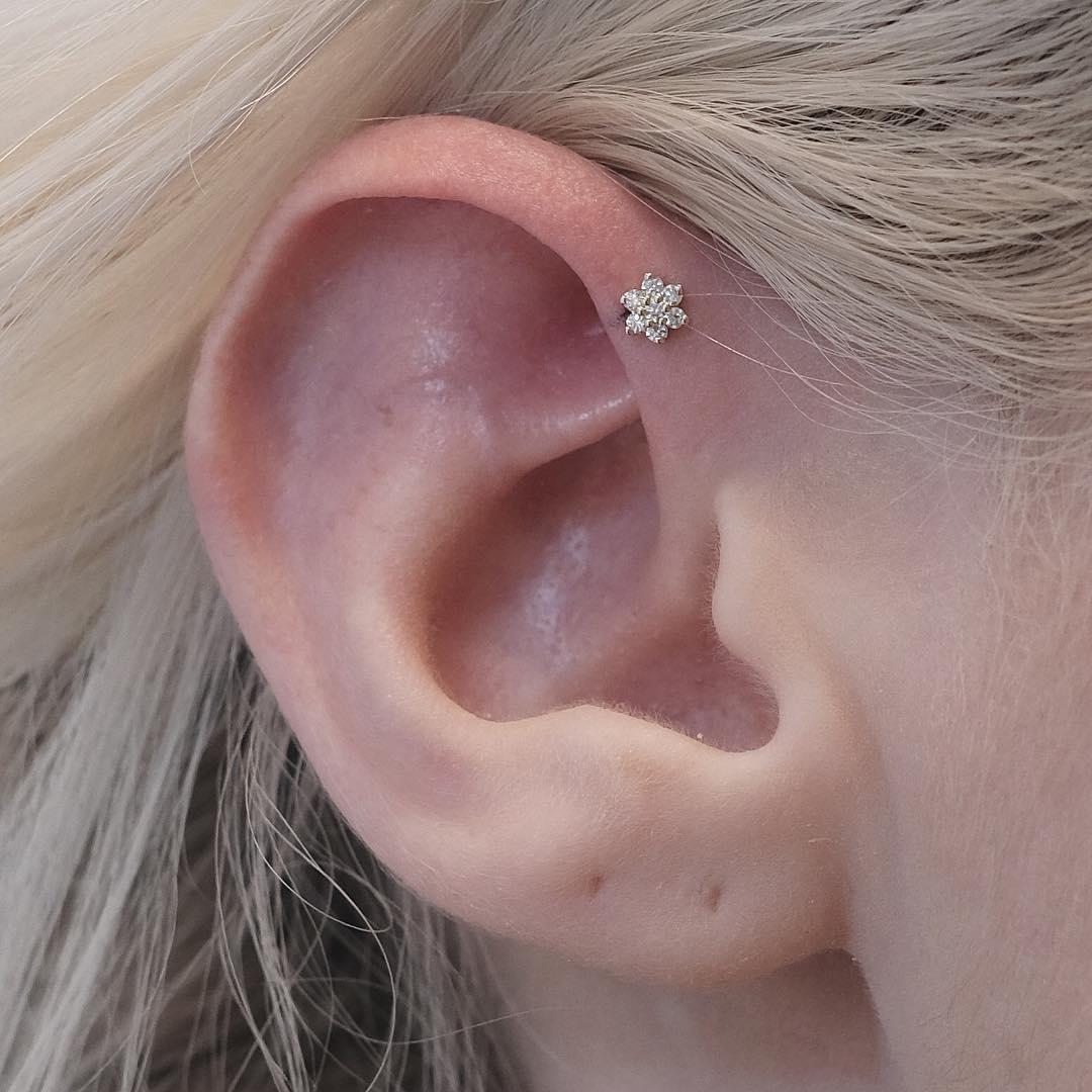 piercing aution forward helix