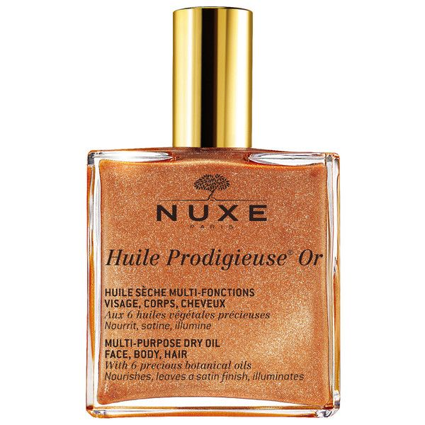 NUXE Huile Prodigieuse Golden Shimmer Multi Usage Dry Oil