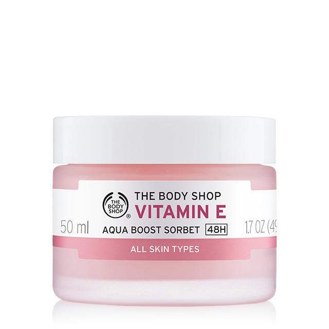 The Body Shop Vitamin E Aqua Boost Sorbet
