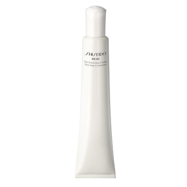 Αντιµετωπίζει τα ορατά σηµάδια που προκαλούνται από διάφορους παράγοντες όπως την έλλειψη του ύπνου. Shiseido Ibuki Eye Correcting Cream