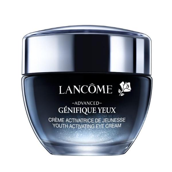 Μειώνει τις σακούλες και σβήνει τις γραμμές και τους μαύρους κύκλους. Lancôme Génifique Youth Activating Eye Cream