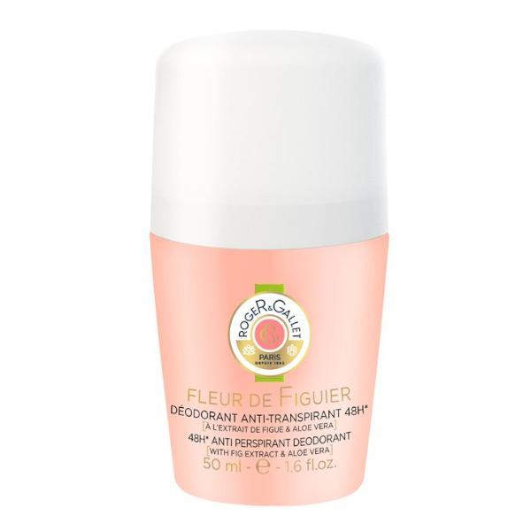 Αποσμητικό. Roger Gallet Fleur de Figuier Deodorant Anti Transpirant