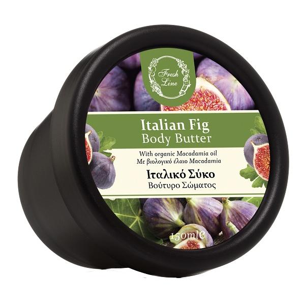 Body Butter. Fresh Line Italian Fig Body Butter
