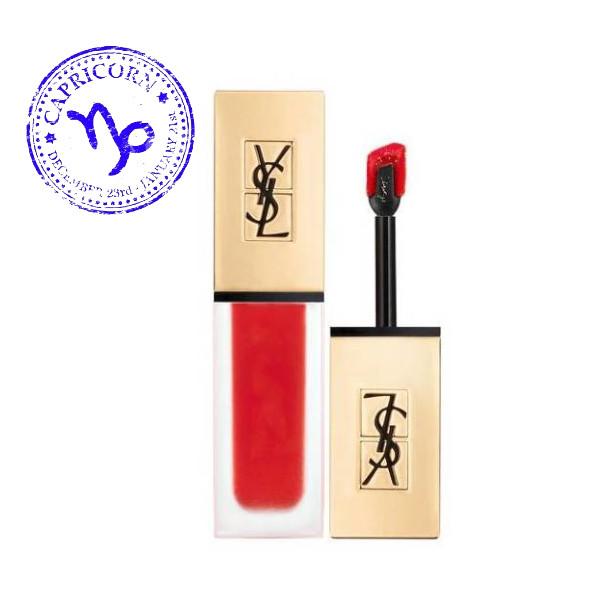10. YSL Tatouage Couture στην απόχρωση Rouge Tatouage