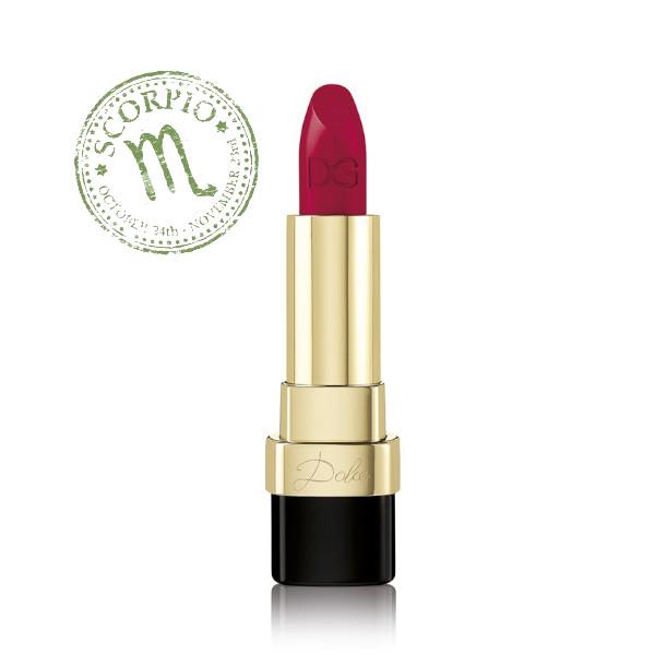 8. Dolce Gabbana Dolce Matte Lipstick στην απόχρωση Lover