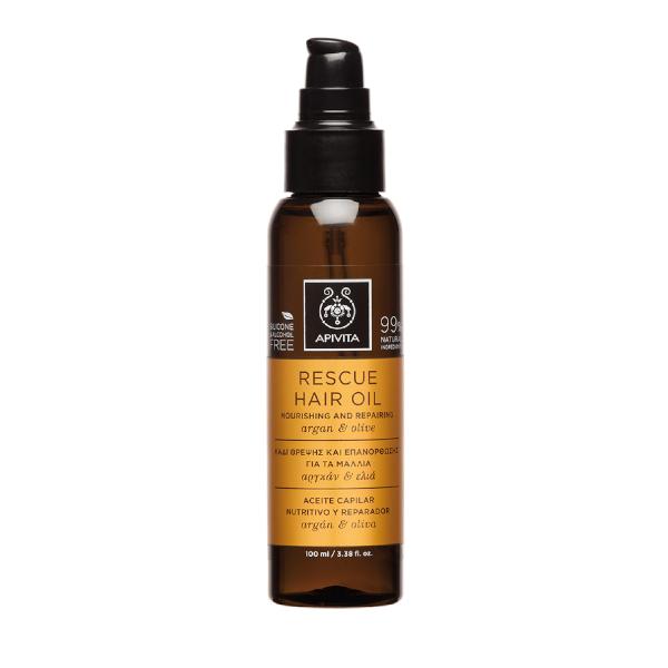 Apivita Rescue Hair Oil