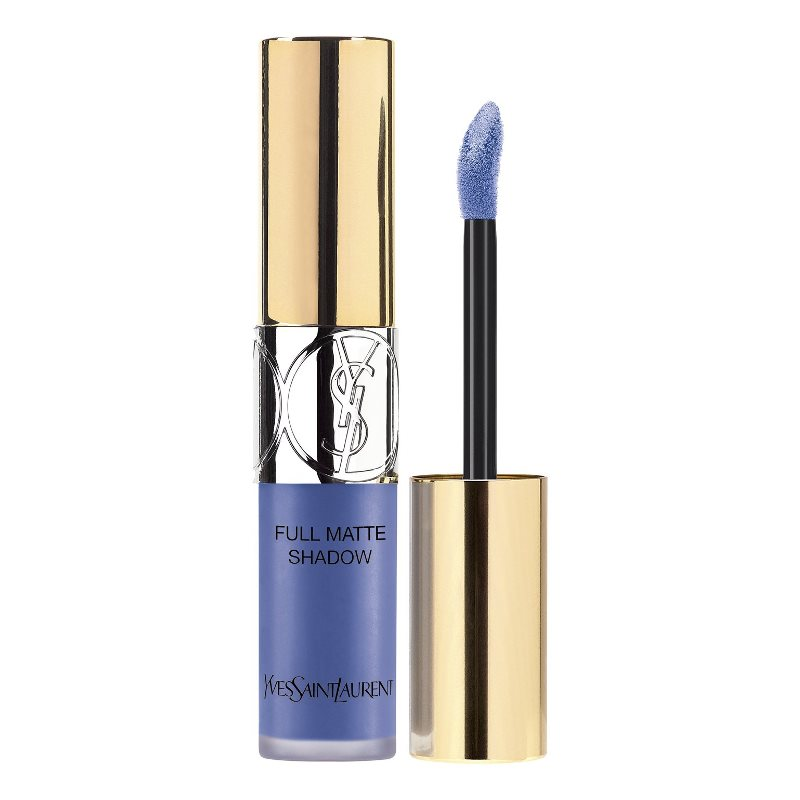 YSL Full Matte Eyeshadow στην αποχρωση Rebel Blue