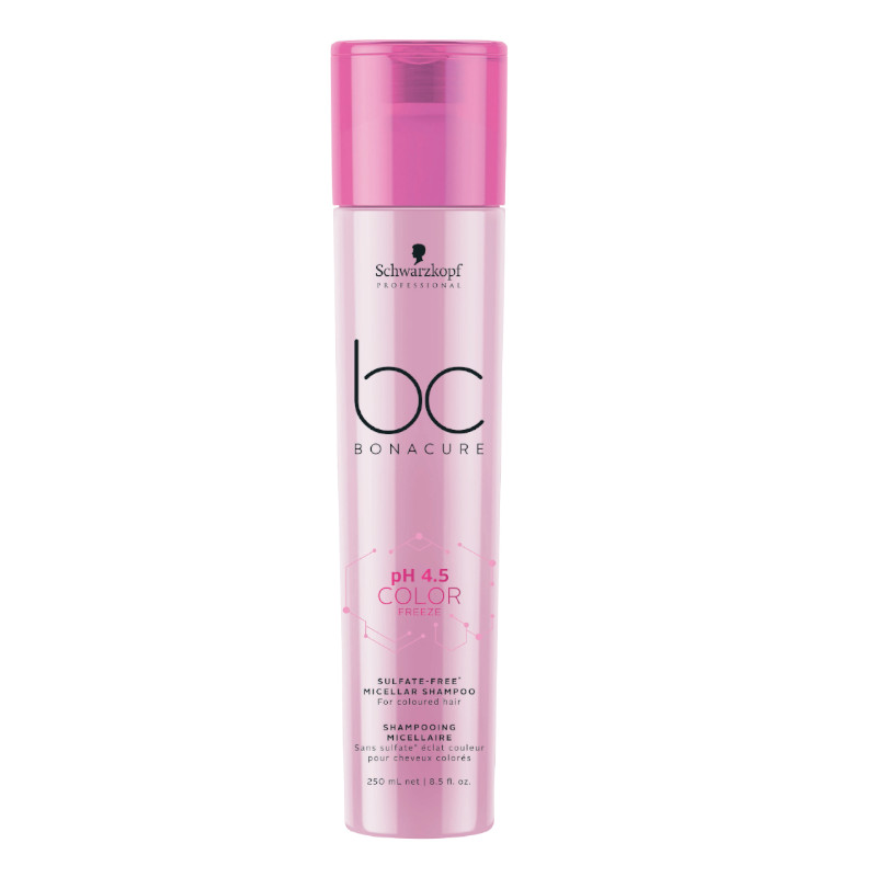 Schwarzkopf Professional BC pH 4.5 Color Freeze Red Micellar Shampoo