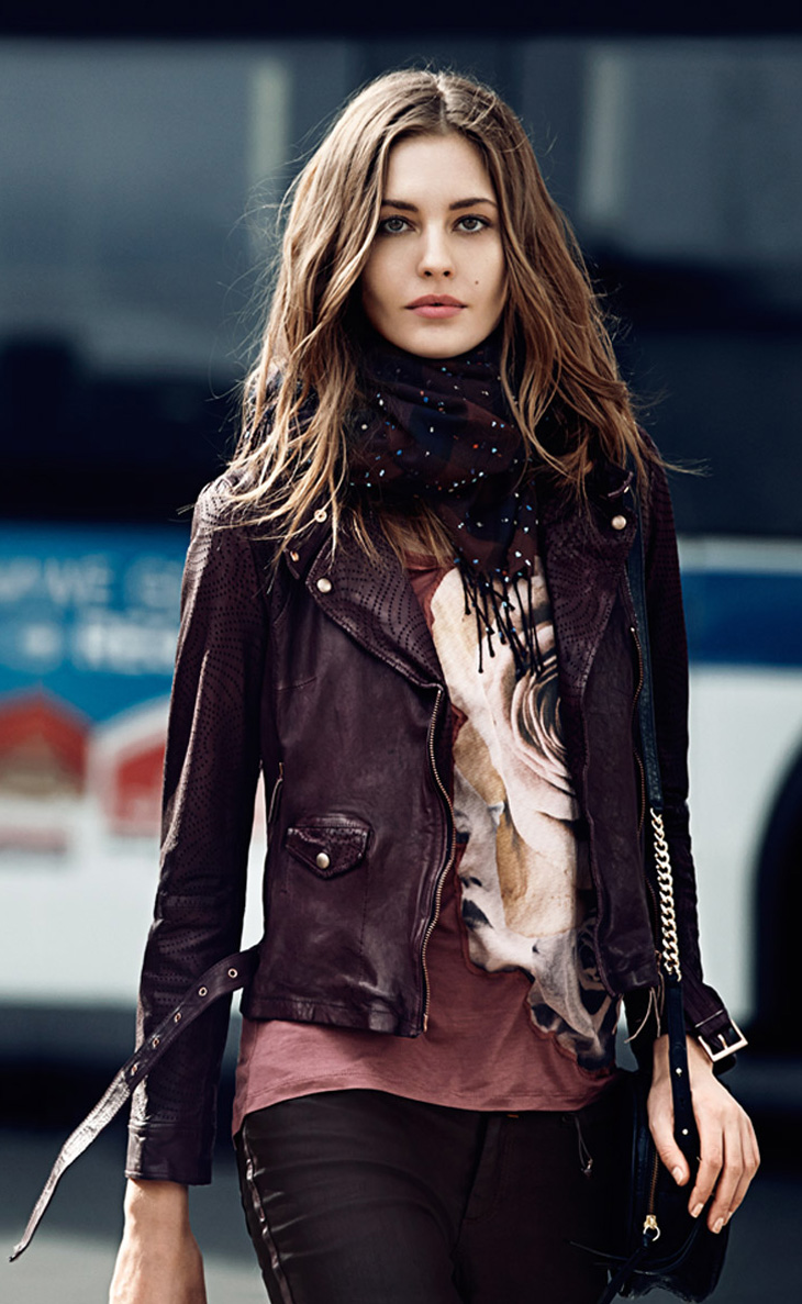 Womens Leather Jackets 2013 2014 7