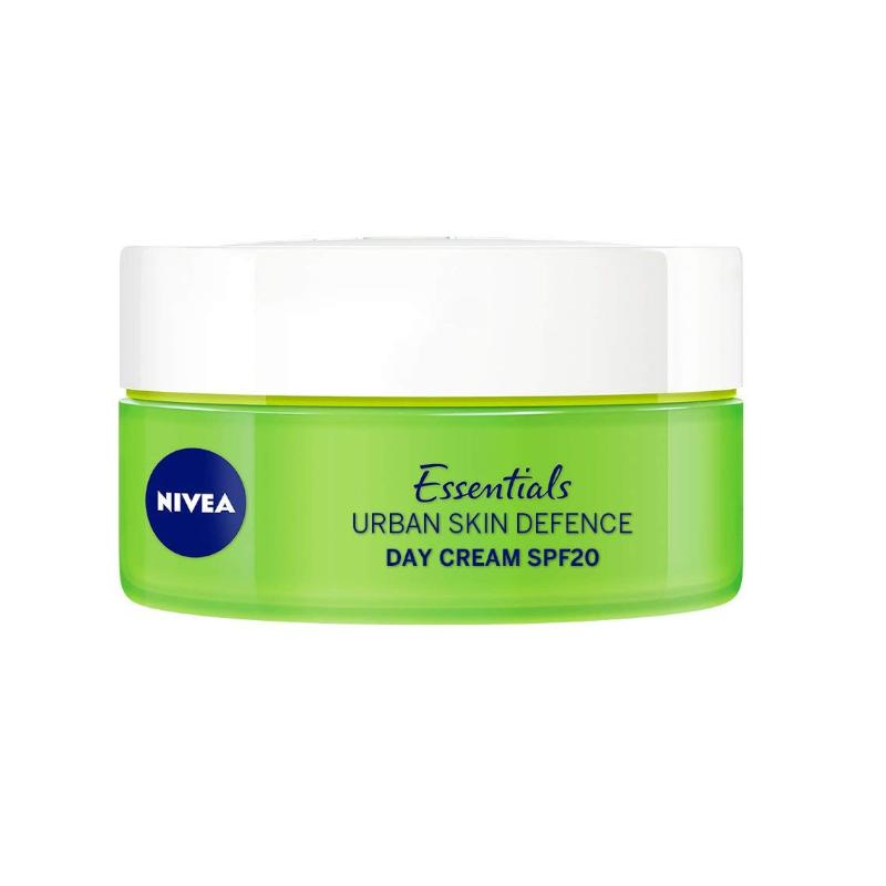 Nivea Essentials Urban Skin Defence Day Cream SPF 20