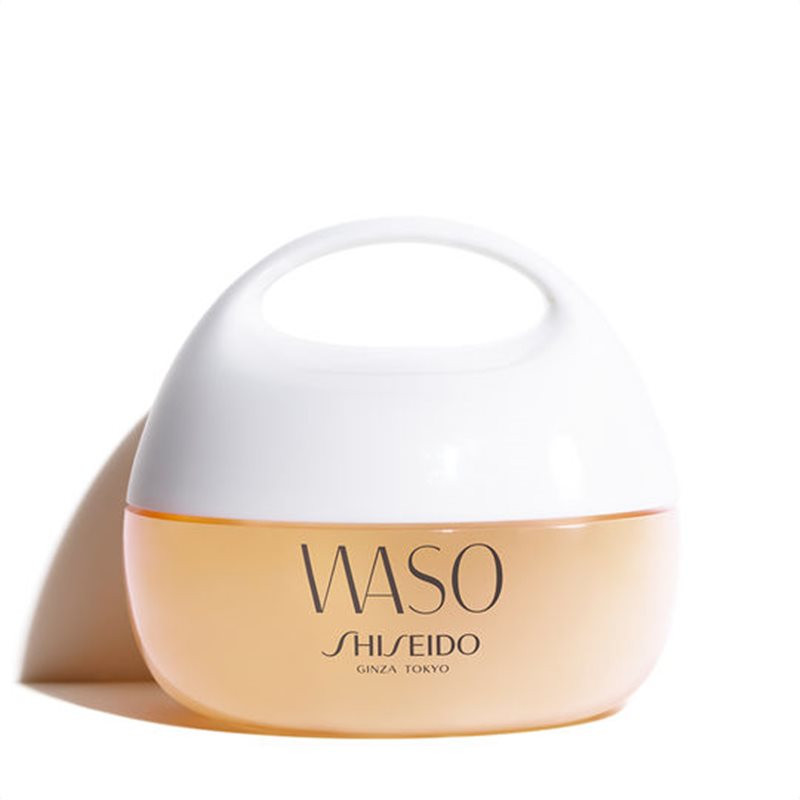 WASO Shiseido Clear Mega Hydrating Cream