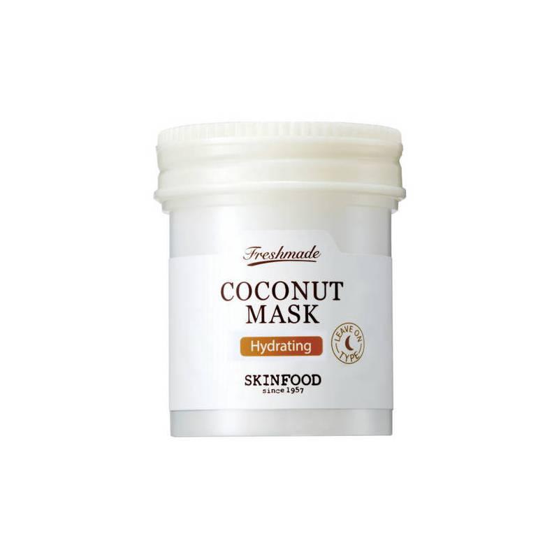 Μασκα προσωπου. Skinfood Freshmade Coconut Mask