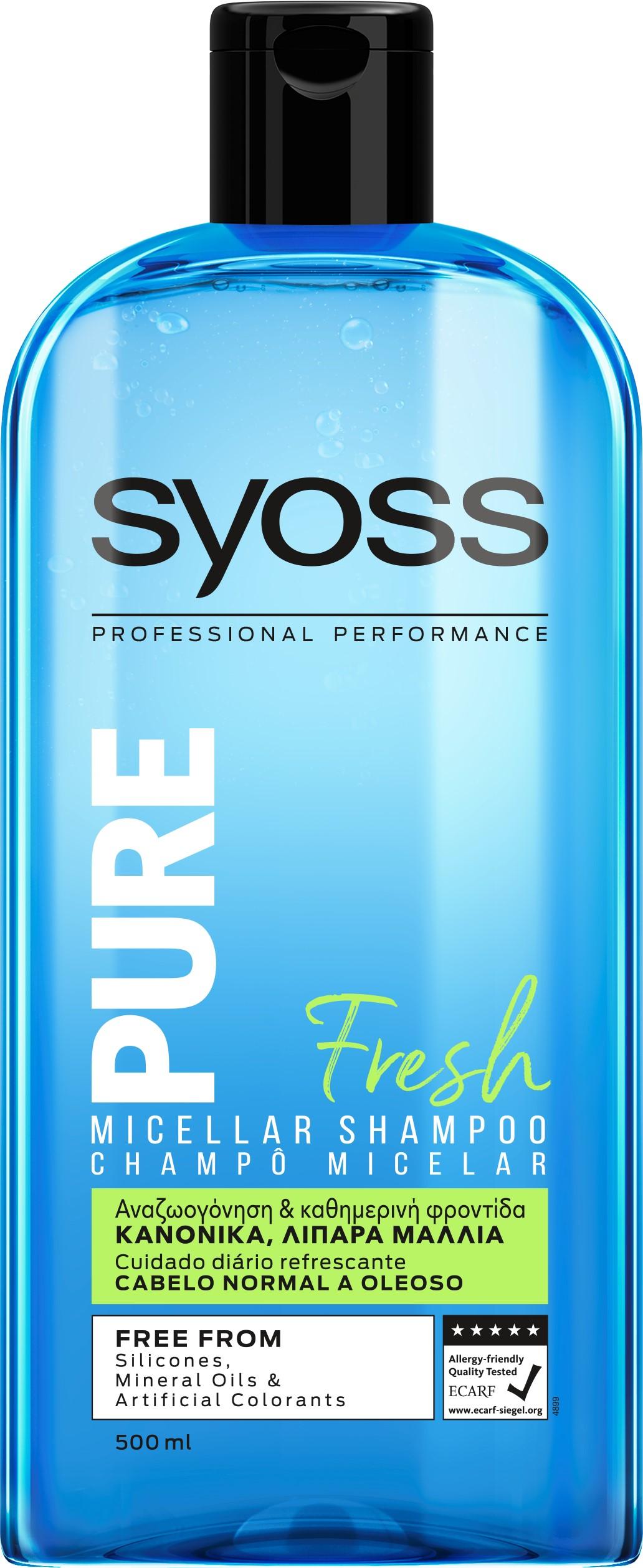 Syoss Pure Fresh