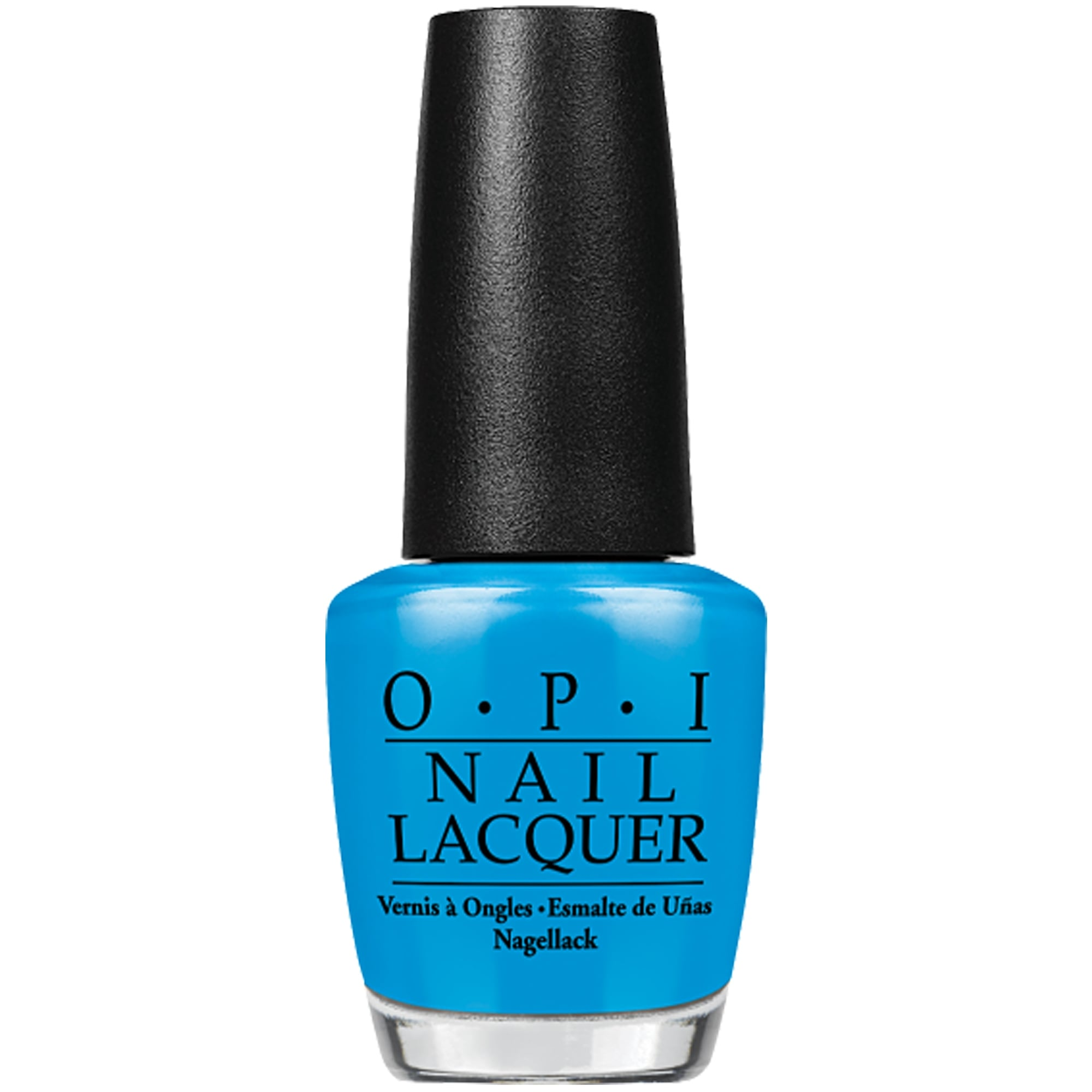 OPI Nail Lacquer στην απόχρωση No Room For The Blues