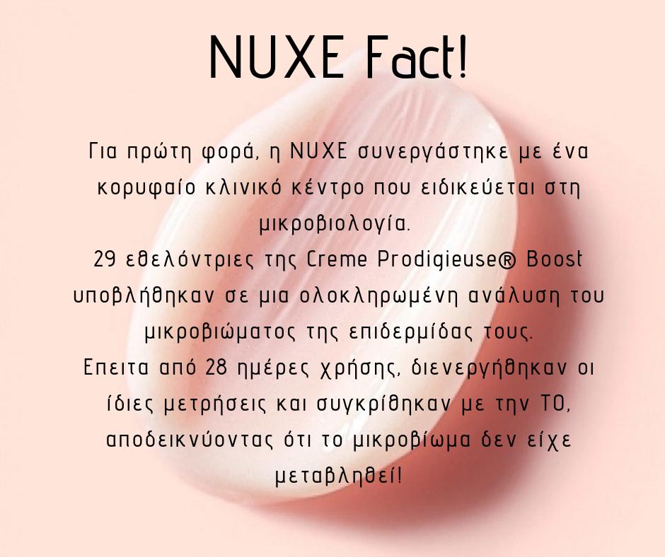NUXE Fact