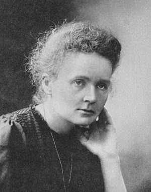 Marie Curie Nobel Chem