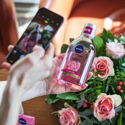 Nivea MicellAIR Rose Water 5