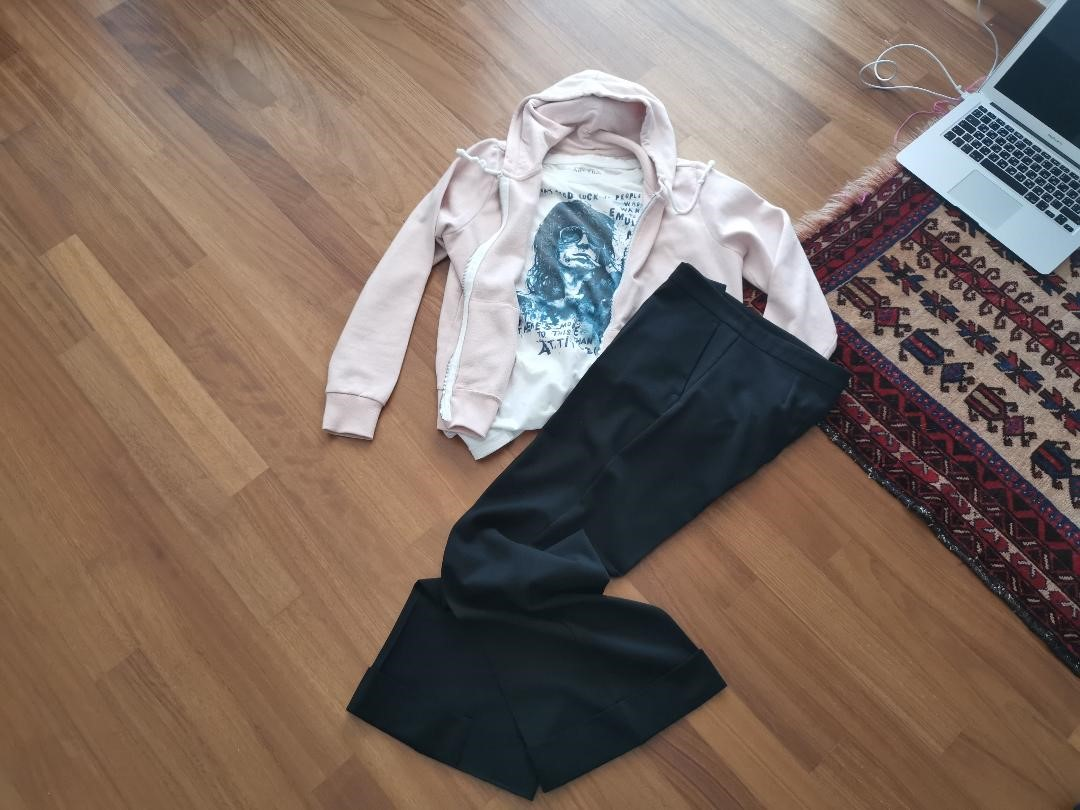 fouter outfit 1 salamoura