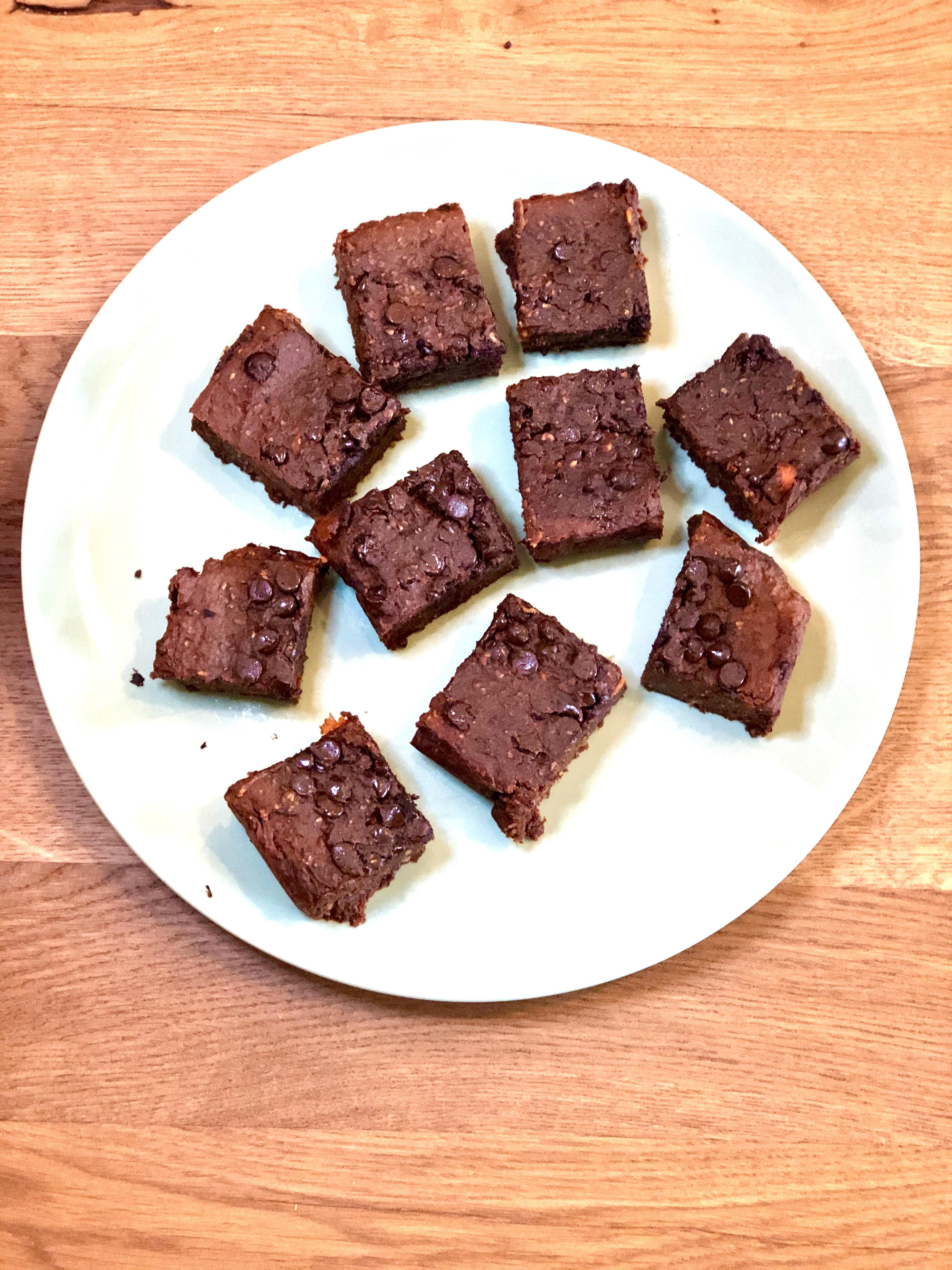 vourou healthy brownies 1
