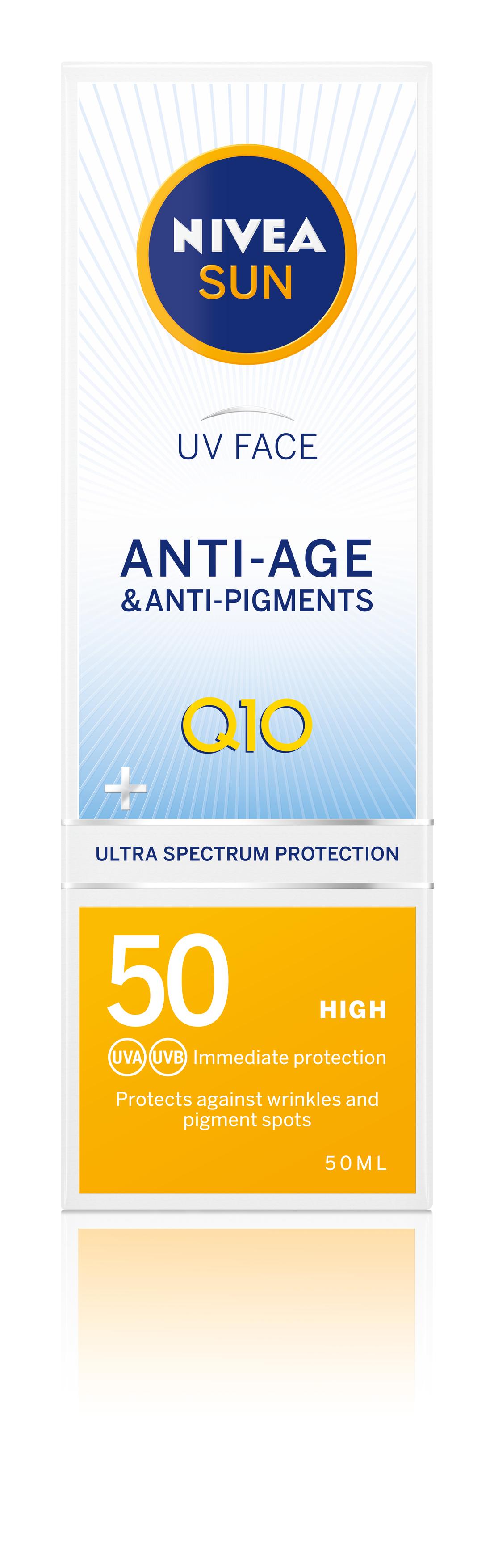 NIVEA SUN UV Face Q10 SPF50