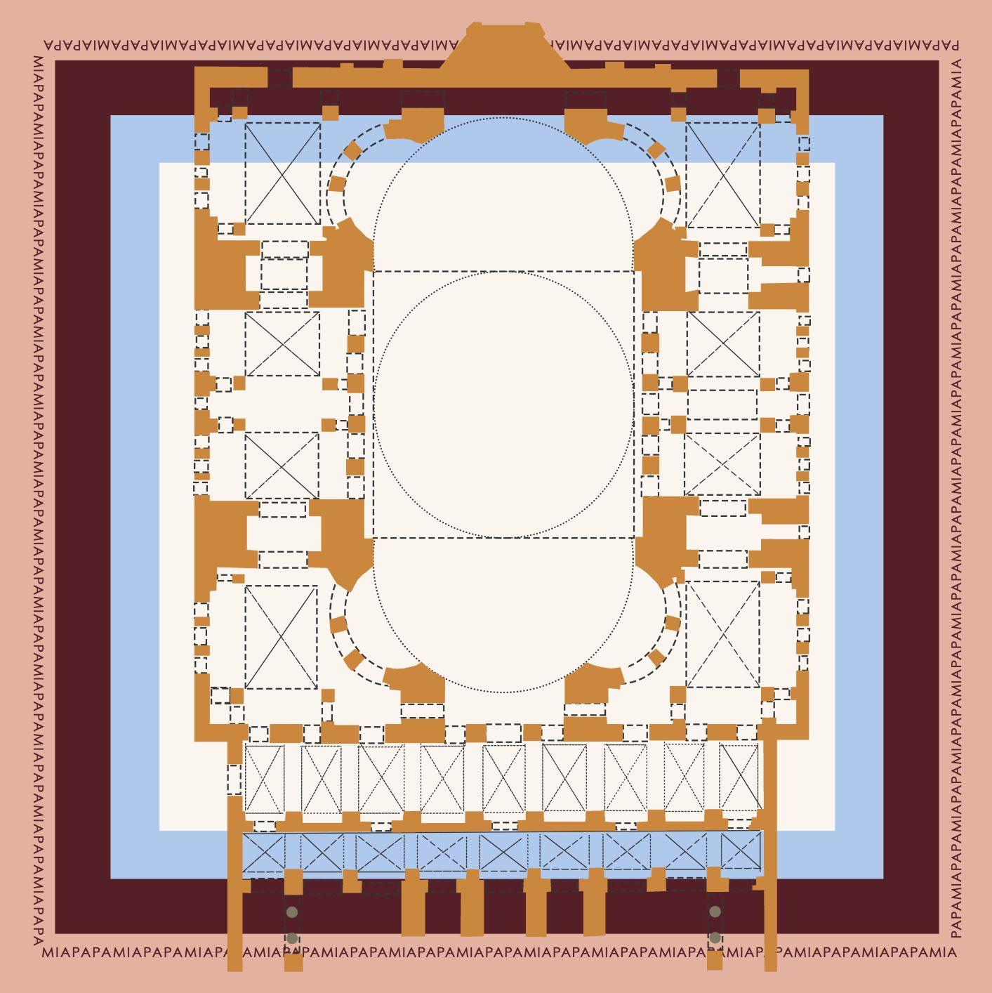 Arkhitekton Hagia Sophia copy