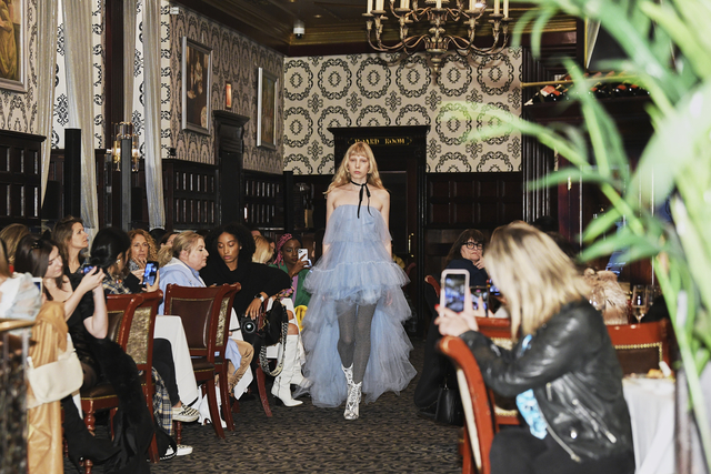 koronoios new york fashion week