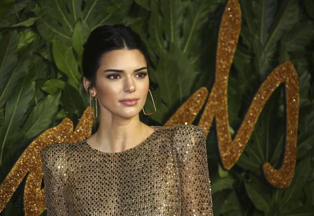Kendall Jenner makigiaz