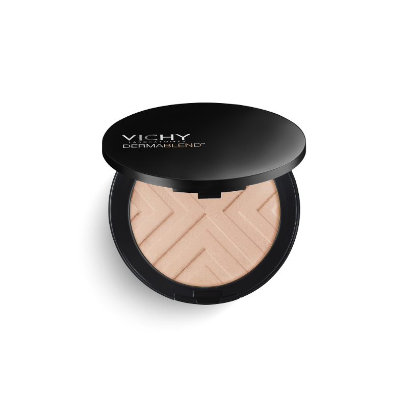 VICHY DERMABLEND COVERMATTE COMACT POWDER FOUNDATION SPF 25