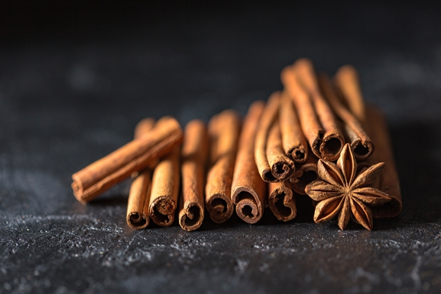 cinnamon highlights