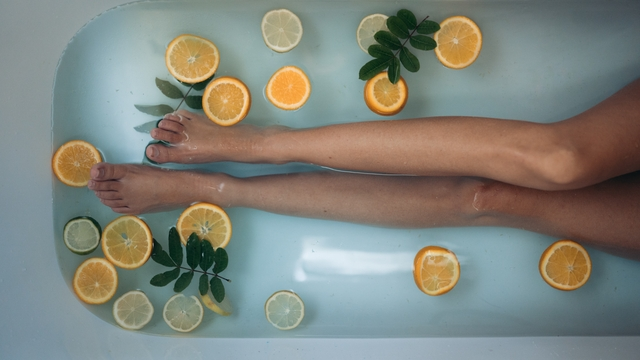 body scrub me portokali