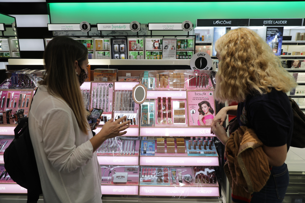sephora shopping 5