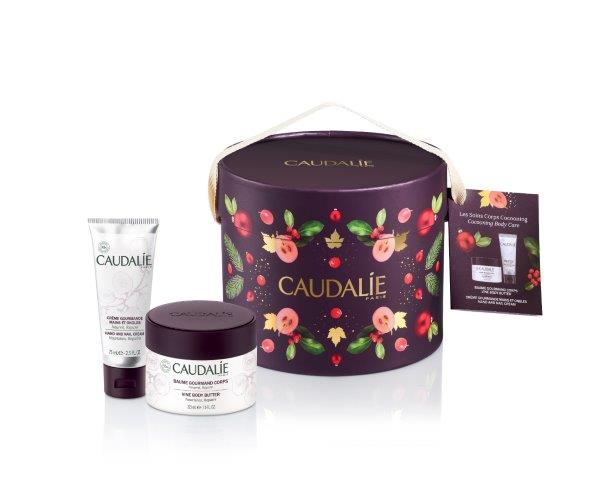 Caudalie Christmas Cocooning Box Products