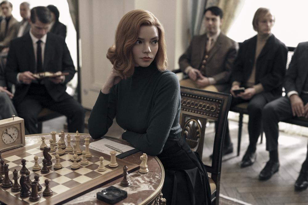 The Queens Gambit 077R