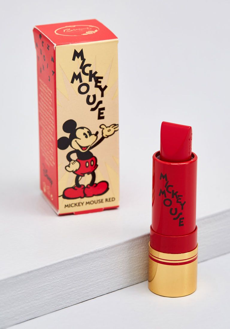 besame mickey mouse red