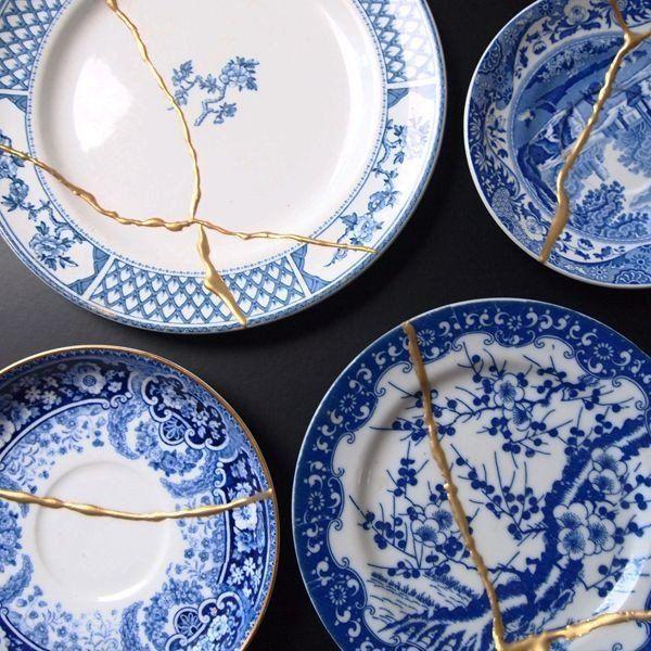 kintsugi ceramics