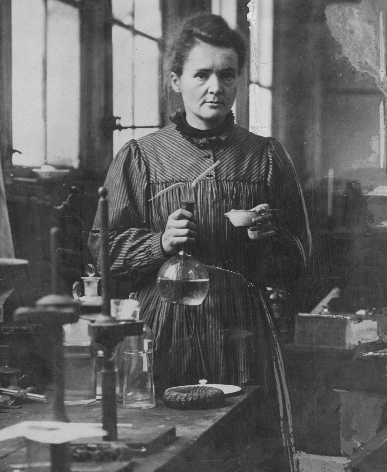 Marie Curie Paris laboratory
