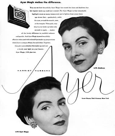 1953 ayer magic