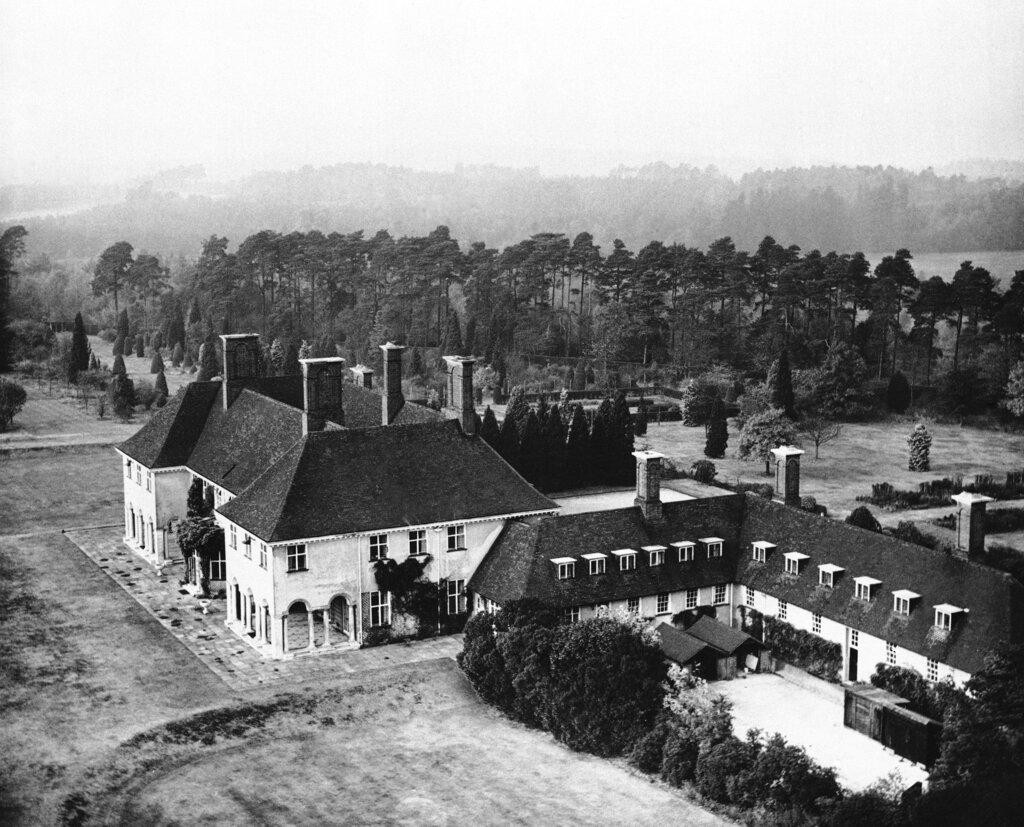Great Britain Surrey Windlesham Moor
