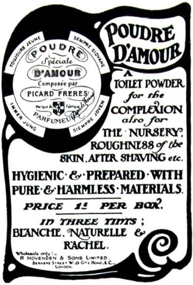 1903 poudre damour