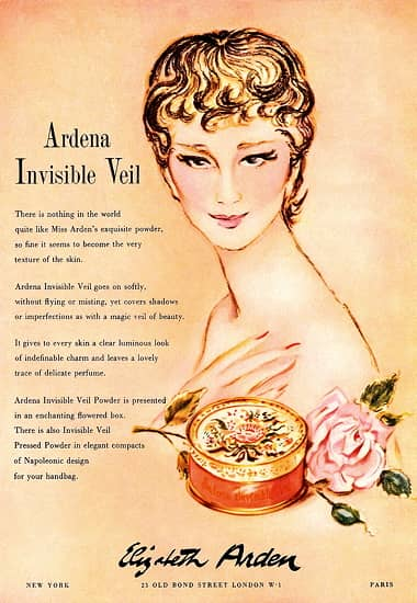 1956 invisible veil