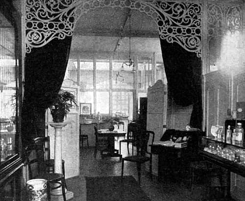 1907 consulting room