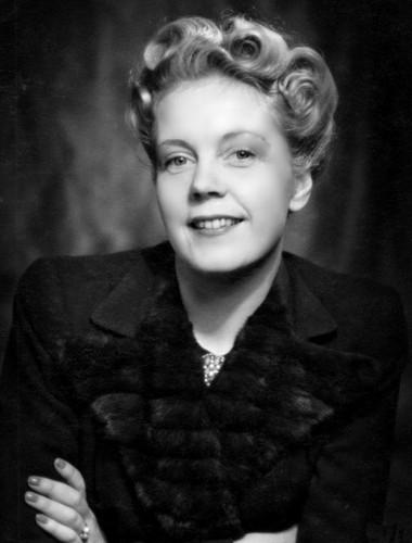 Dorothy Thelma Helen Holland