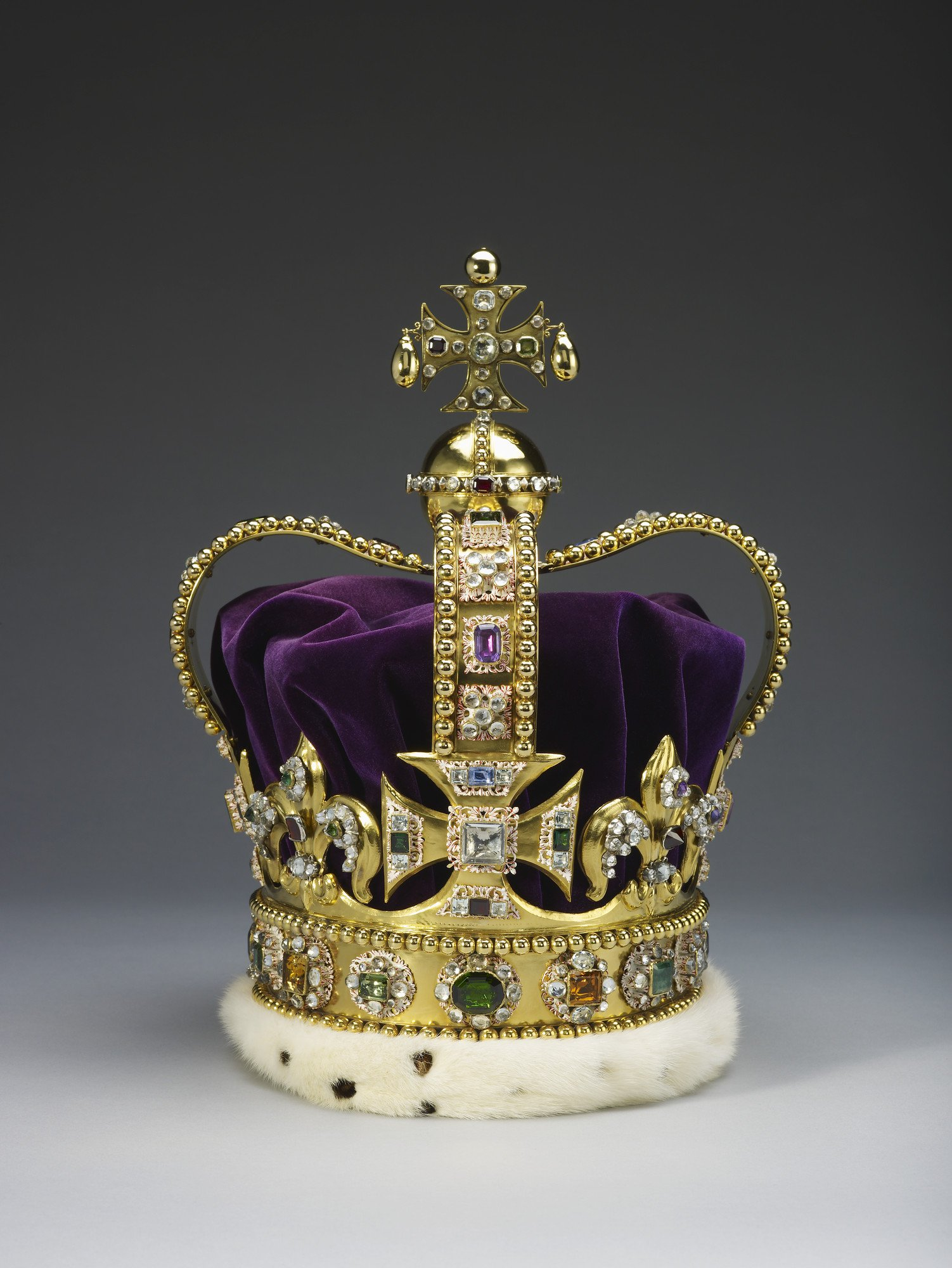 st edwards crown