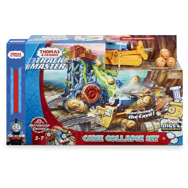 14 golden hall house of style moustakas Fisher Price Thomas
